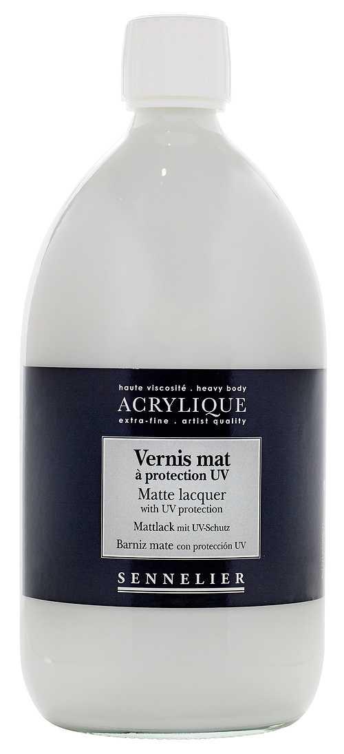 Mattlack mit UV-Schutz n125006-1l-vernismat