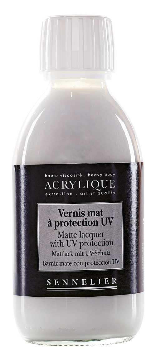 Mattlack mit UV-Schutz n125006-250vernismat