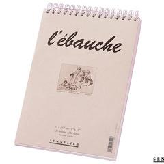 skizzenbuch ebauche
