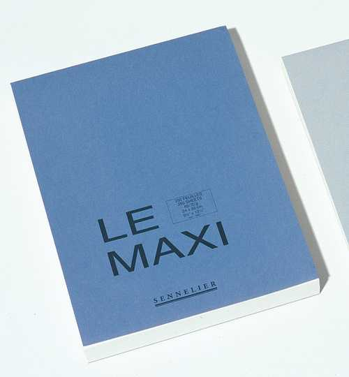 Skizzenblock Maxi 0