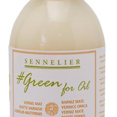 mattfirnis green for oil