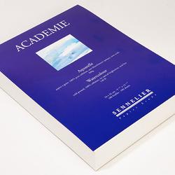 Aquarellblock Académie