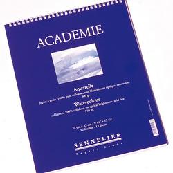 Aquarellblöcke Académie