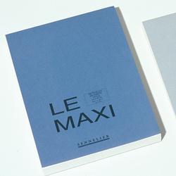 Skizzenblock Maxi
